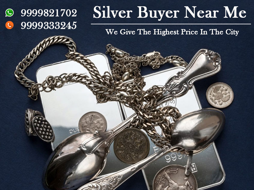 Sell Silver In Delhi